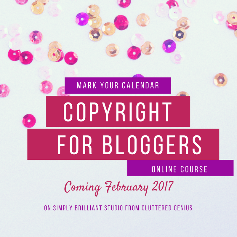 copyright for bloggers course feb 2017
